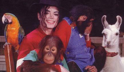 Michael with Haiwan