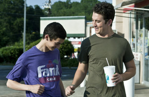 Miles Teller as Sutter Keely in The Spectacular Now