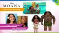 Moana Dolls from Hasbro - disney-princess photo