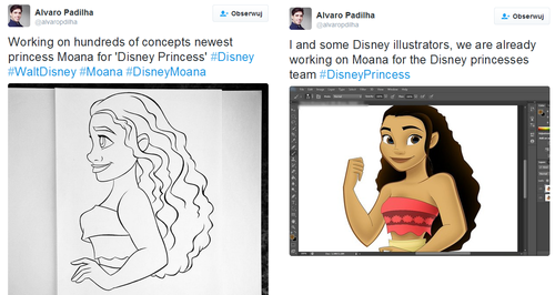 Disney Princess wallpaper entitled Moana already DP?