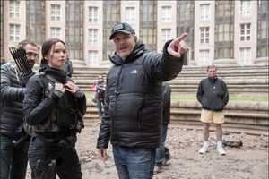 Mockingjay pt.2 - Behind Scenes