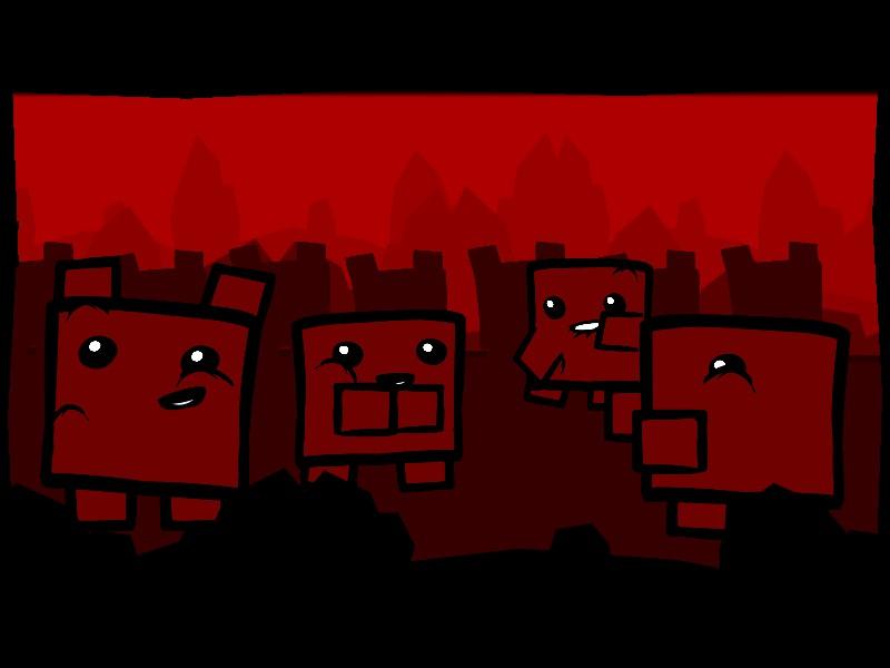 Super Meat Boy Images My Super Meat Boy Screenshots Hd Wallpaper And