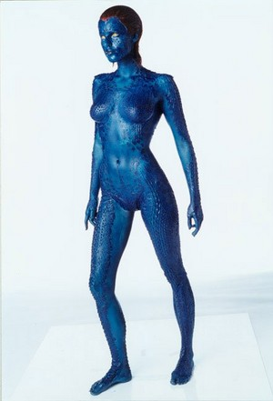Mystique Forever - The Best Mystique - Rebecca Romijn