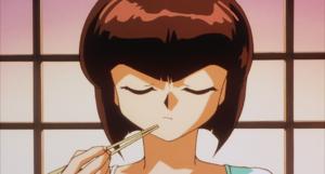 Nabiki Tendo【OVA】らんま1/2 天道なびき