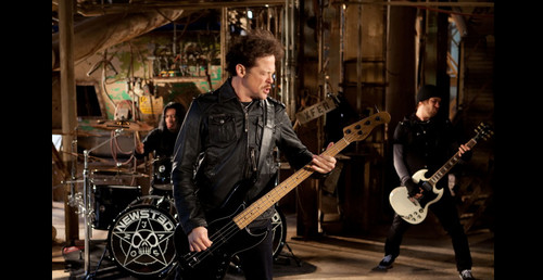 Jason Newsted 壁紙 entitled Newsted Soldierhead