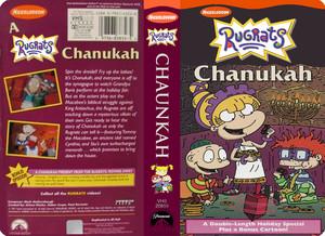 Nicklodeon's Rugrats Chanukah VHS