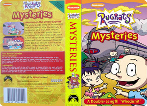 Nicklodeon's Rugrats Mysteries VHS