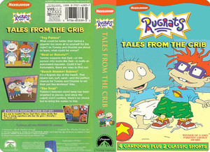 Nicklodeon's Rugrats Tales From The ডাবা VHS
