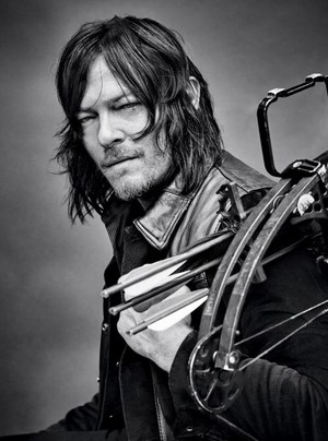 Norman Reedus ~ TV Guide Magazine