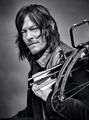 Norman Reedus ~ TV Guide Magazine - the-walking-dead photo