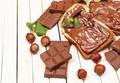 Nutella - chocolate wallpaper