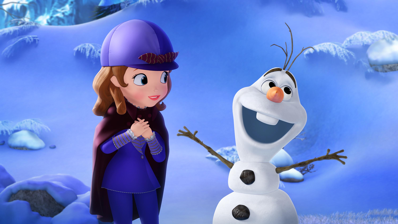 Olaf on Sofia the First