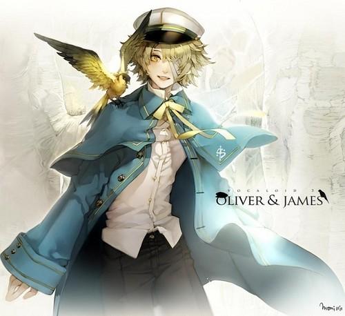 Vocaloid Oliver wallpaper titled Oliver