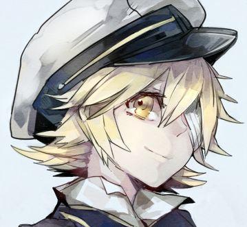 Vocaloid Oliver 壁纸 titled Oliver