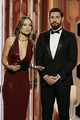 Olivia Wilde On Stage @ the 2016 Golden Globes - olivia-wilde photo