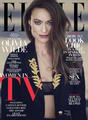 Olivia Wilde on the Cover of Elle Magazine - olivia-wilde photo