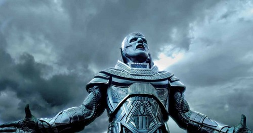 X Men Apocalypse 2016 Wallpaper Containing A Breastplate An Armor Plate