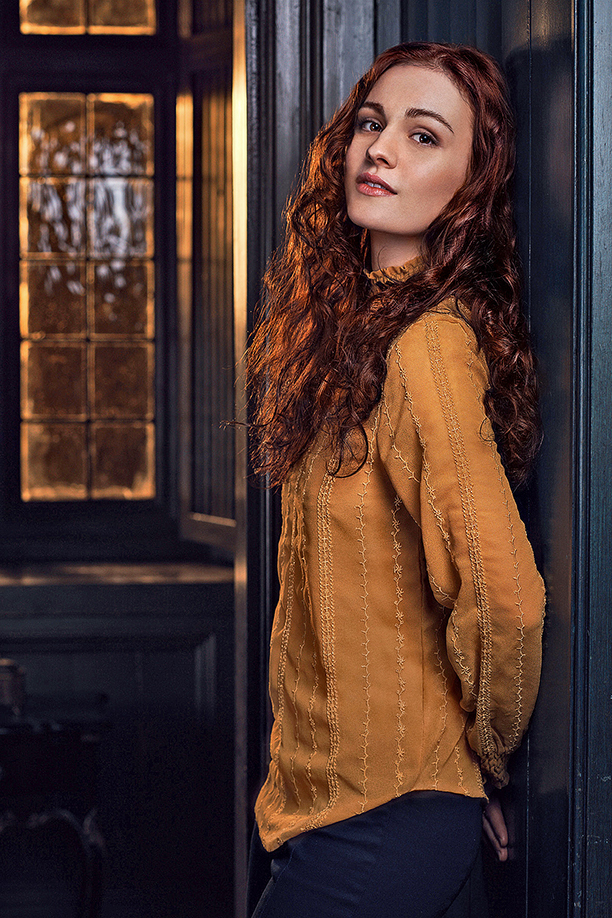 Outlander Brianna Season 2 First Look