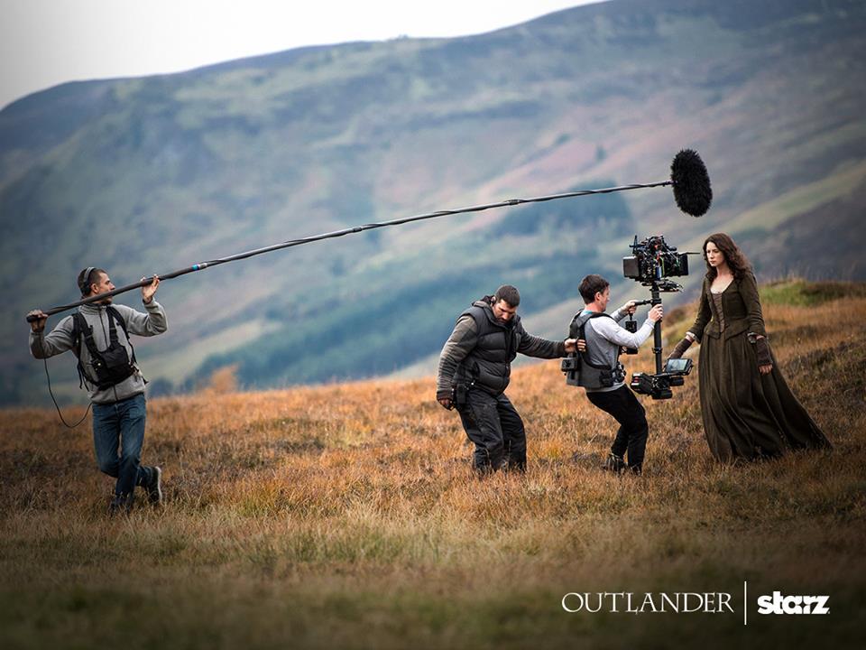 Outlander Season 2 Behind The Scenes