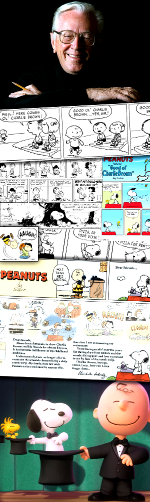 Peanuts Collage