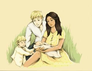 Peeta/Katniss - Mockingjay Part 2 Fanart
