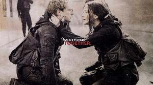 Peeta/Katniss - Mockingjay Part 2 Fanart