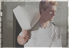 Peeta/Katniss - Peeta And I Grow Back Together