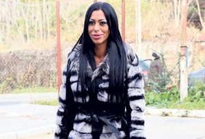 Plastic tragedy of Serbian women, meet Milica Zivanovic