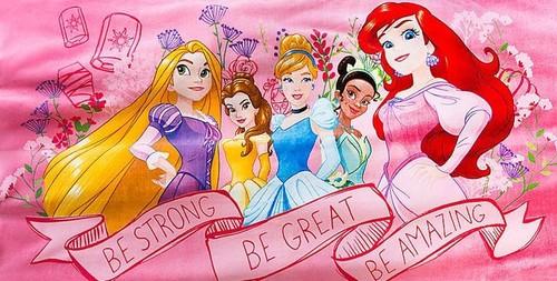 Princesses Disney fond d'écran entitled Princess Squad