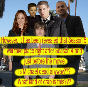 Prison Break - Season 5