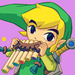 Purple Link Icons - the-legend-of-zelda icon