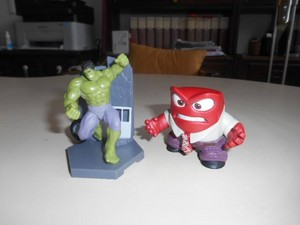 Rabbia con Hulk