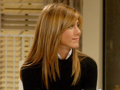 Friends wallpaper with a portrait entitled Rachel
