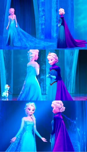 walang tiyak na layunin Elsa edits