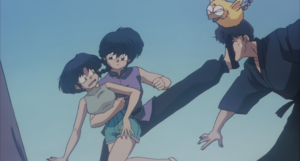 Ranma and Akane 【OVA】らんま1/2 乱馬とあかね, 乱あ