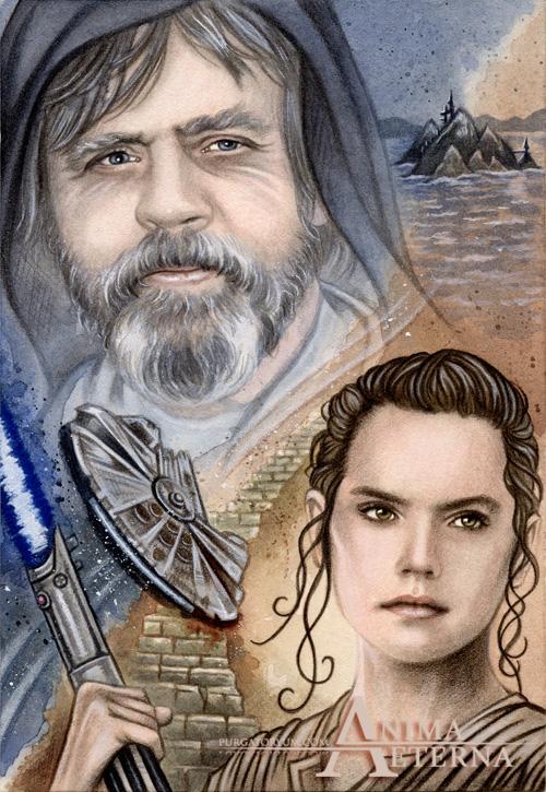 Ray of light ( Rey of Luke)