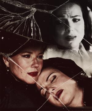 Regina and Cora
