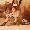 Rey foto containing a triceratops called Rey