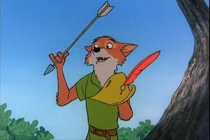 Robin हुड, डाकू
