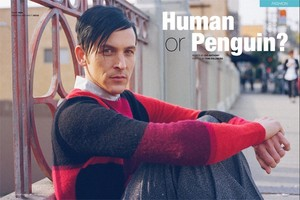 Robin Lord Taylor ~ Bello Magazine