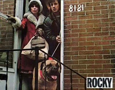 Rocky wallpaper containing a street titled Rocky 1976
