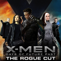 Rogue Cut - Days Of Future Past - x-men fan art