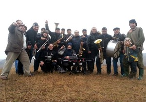 Romanian men, Gypsy men, People of Romania