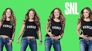 Ronda Rousey Hosts SNL - January 23, 2016