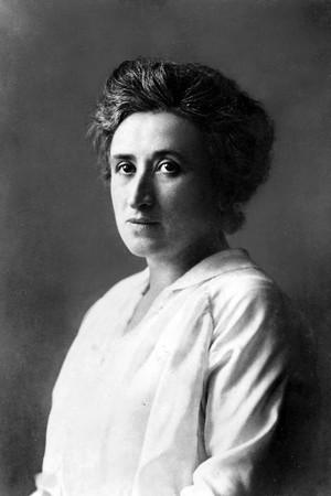 Rosa Luxemburg ( 5 March 1871 – 15 January 1919)