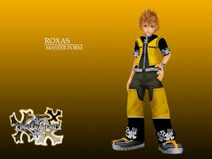 Roxas Master Form