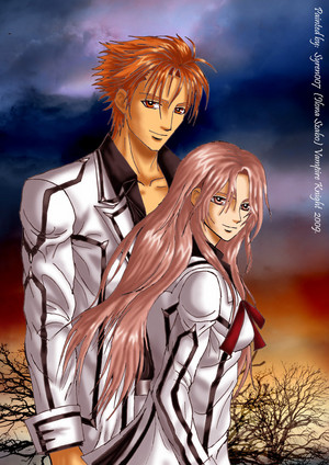 Ruka and Kain