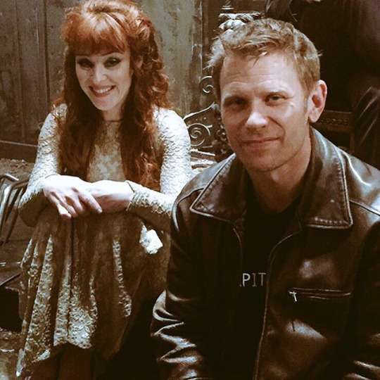 Ruth and Mark Pellegrino