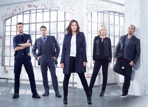 SVU Season 17 - Cast Portrait
