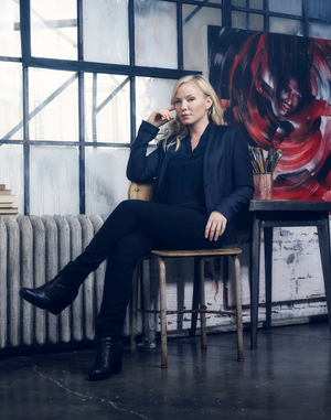 SVU Season 17 Portraits - Kelli Giddish